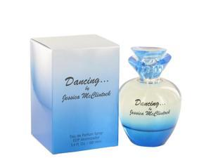Dancing by Jessica McClintock Eau De Parfum Spray 3.4 oz