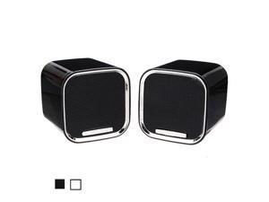 Yayusi A508 USB Speakers Bass Sound with 3.5mm Plug