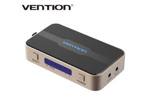 Vention VAA-S20 3 Port HDMI 3in1 Switcher HDMI Splitter HDMI Port for Xbox 360 PC DV DVD HDTV 1080P