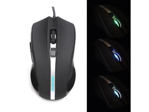Estone GT-900 6D 800/1200/1600/2400 DPI Wired Gaming Mouse