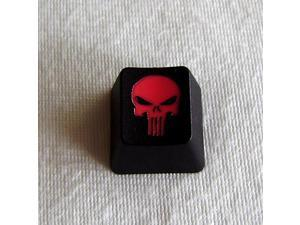 KBC R4/ESC Height Replace Punisher PBT Keycaps for Cherry MX