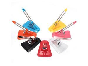 Flexible Colorful Mouse Bungee Cord Clip Line Fixer