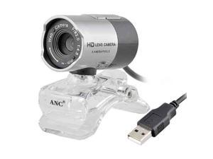 ANC HD LENS F2.0 CMOS Webcam with Microphone