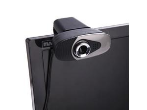 USB 2.0 Webcam Digital Video HD 12 Megapixels 30 FPS Web camera with Sound Absorption Microphone