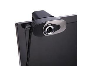 USB 2.0 Webcam Digital Video HD 12 Megapixels 30 FPS Web camera with Sound Absorption Microphone