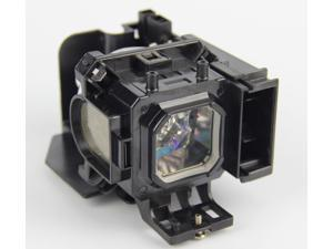 DLT VT85LP projector lamp with Generic housing Fit for NEC VT480 VT490 VT491 VT580 VT590 VT595 VT695 VT495 CANON LV-7250 ...
