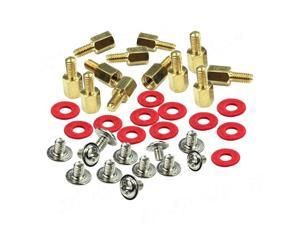 Motherboard Standoffs / Screws / Washers Kit - 36 Pieces (MB-SSW-KIT)