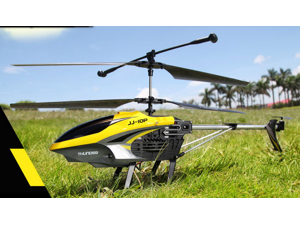 JJ-10P Control Remote Helicopter Toy Easy to Use with Gyro, 3.5 Channel RC Remote Control Helicopter with Gyro
