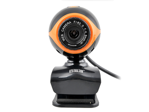 Aoni Q-shadow 5 Megapixel Webcam With Built-In Microphone  with microphone PC video  for Skype, Messenger, Windows Live, and Yahoo Video on Laptops and Desktop PC