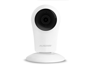 AUSDOM C1 Home Security surveillance Camera HD  WiFi Wireless Pan&Tilt IP/Network Camera Baby Monitor With remote monitoring