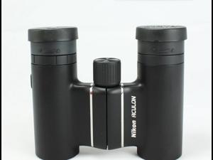 For Official authentic 10x21 NIKON Aculon mini HD night vision binoculars  Zoom Binocular high-definition Telescope Waterproof/Fogproof High Powered  Focus