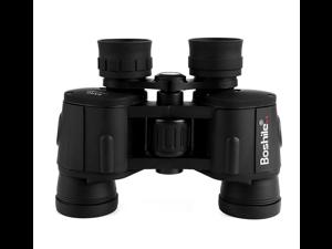 Boshile EX8x40 Waterproof Night Vision Binoculars with HD high-powered night vision big eyepiece Telescope