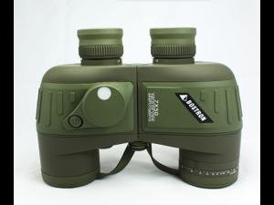 Bostrom 7x50mm Nitrogen waterproof Night  Vision Binoculars with HD high-powered night vision big eyepiece with compass Ranging Telescope