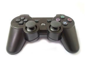 New Bluetooth Wireless Dual Shock 3 Six Axis Game Controller for Sony PS3 Black
