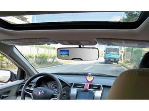4.3 inch big screen high-definition wide-angle rearview mirror of vehicle traveling data recorder interior mirror recorder  Of Wide field vision Rearview Mirror Car Camera Vehicle DVR