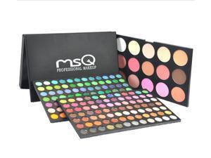 MSQ Professional 180 full Colors Ultimate Eye shadow Eye Shadow Palette Cosmetic Makeup Kit Set Make Up Professional...