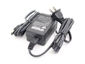 AC Power Adapter/Charger And US Cable for SONY Handycam CCD-TRV22E Camcorder