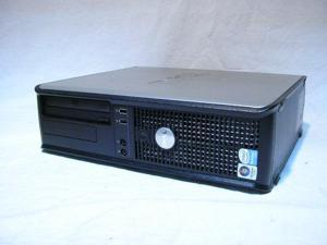 Dell OptiPlex 760 Desktop - Intel Core 2 Duo E8400 3.00 GHz - 4 GB RAM - 80 GB HDD - DVD-RW - Windows 7 Professional