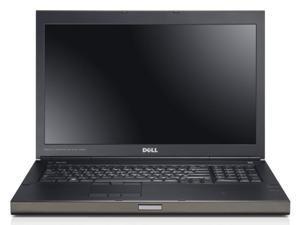Dell Precision M6700 - Intel Core i7-3740QM 2.70 GHz - 8 GB RAM - 320 GB HDD - DVD-RW - NVIDIA Quadro K3000M - Windows 7 Professional