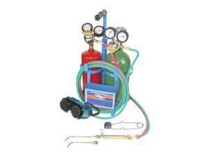 Ez-Flo 42228 Uniweld Oxyacetylene Welding and Brazing Kit without Tanks