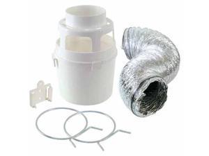 Lambro 60640 Indoor Dryer Vent Kit