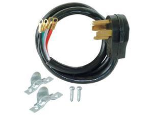 Ez-Flo 61253 Electric Dryer Cord - 30 AMP