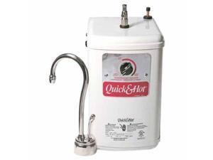 Quick 'n' Hot 86711 Instant Hot Water Dispenser Brushed Nickel