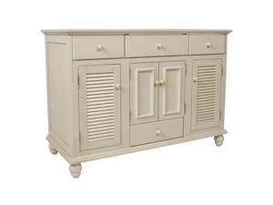 Pegasus CTAA4822D Cottage Vanity Cabinet only Antique White