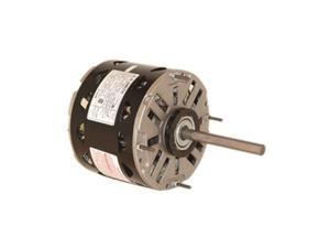 Century D1026 Standard Efficiency Indoor Blower Motor, 5-5/8 In., 208 - 230 Volts, 2.2 Max Amps, 1/4 Hp, 1,075 Rpm