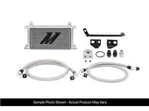 Mishimoto Thermostatic Oil Cooler Kit Mustang 2.3L EcoBoost 15 + MMOC-MUS4-15T