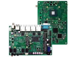 "Jetway NF533D4-1900 SBC 3.5"" Intel Celeron J1900 Quad-Core SoC 2.0GHz Intel HD Graphics"