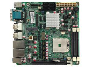 Jetway  NF83  SBC  Mini-ITX  AMD R-Series APU Socket FS1r2 R-Series APU, Quad/Dual-Core  AMD A75 (D3)