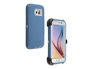 OtterBox Defender Blue Case for Galaxy S6 77-51158