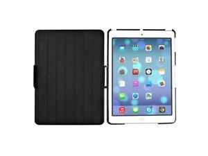 Incipio Flagship Folio Case/Cover for Apple iPad Air (Black)