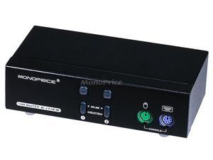 2-Port DVI KVM Switch  - Retail