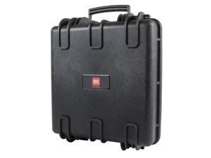 "Weatherproof Hard Case with Customizable Foam, 14"" x 16"" x 8"""