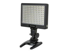 LED Video Camcorder Light with 140 Pieces LED and 1000 Lumens Brightness With Adjustable Color Temperature