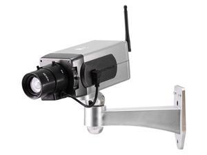 Dummy Wireless Brick Camera (Motorized) with switchable On/Off LED