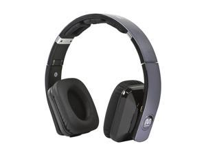 Premium Virtual Surround Sound Bluetooth On-the-Ear Headphones with Qualcomm aptX