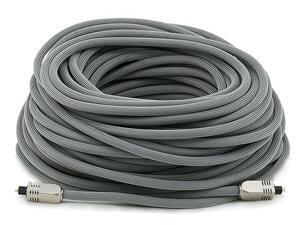 Premium S/PDIF (Toslink) Digital Optical Audio Cable, 100ft