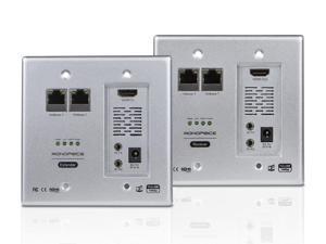 HDBaseT™ Wall Plate Extender Kit