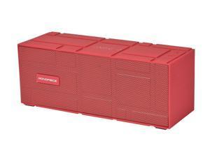 Portable Bluetooth NFC Brick Speaker- Red