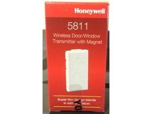 5811 HONEYWELL INTRUSION 1-ZN THIN DR/WN X-MTTR MAG WHT