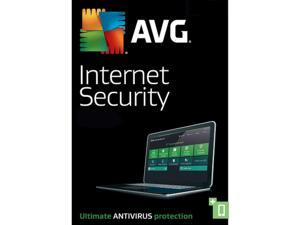 AVG Internet Security 2016 1 Yr 3 Devices Windows Only Download Worldwide Use