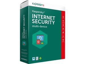 Kaspersky Internet Security Multi-Device 2016 1 Yr 3 Devices PC/MAC/Android Download USA Canada MX Only