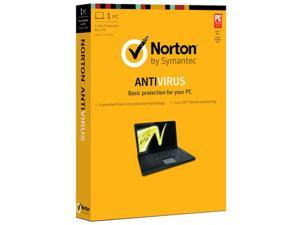 Norton Antivirus 1 Yr 1 Device Windows Only Download Worldwide Use