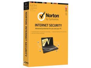 Norton Internet Security 1 Yr 1 Device Windows Only Download Worldwide Use