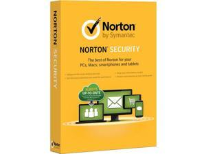 Norton Security Standard 1 Yr 1 Device PC/MAC/Android/iOS Download UK/EU ONLY