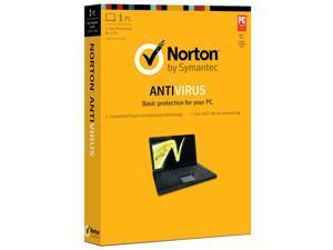 Norton Antivirus 1 Yr 1 Device Windows Only Download EU/MiddleE/AF/Asia/AU/NZ