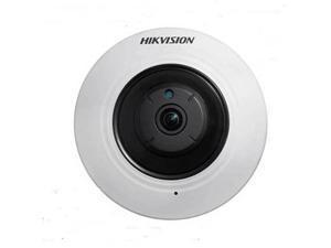 Hikvision DS-2CD2942F-IWS 4MP IR WIFI Panorama Fisheye Network IP Surveillance Camera PoE (Original English Firmware Can be Upgradable)
